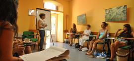 Cursos de italiano en grupo