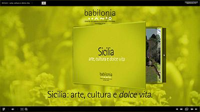 Flipbook Sicilia Slides Story