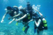 diving 15
