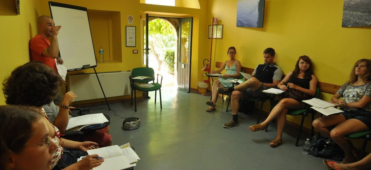 curso de italiano en grupo 2